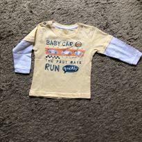 Camiseta kiko - 6 meses - Kiko baby