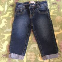 Calça Jeans Baby Denim Collection 6-9 meses - 6 a 9 meses - Baby Denim Collection