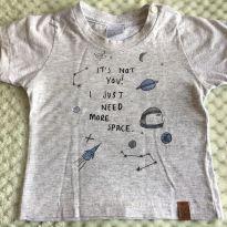 Camiseta Planetas Yoyo Baby G - 9 a 12 meses - yoyo Baby