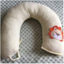 Travesseiro apoio para pescoço bebê Leãozinho -  - Incomfral