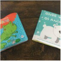 Kit 2 livros para Hora do Banho Cores e Onde Vivem os Animais -  - Ciranda Cultural, Todolivro , Parragon Books e Girassol