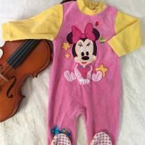 Macacão Disney - 9 meses - Disney