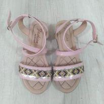 Sandália plataforma - 28 - Fashion