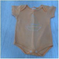 Body bicho molhado - Recém Nascido - Bicho Molhado