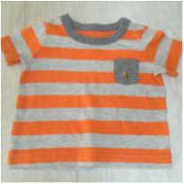 Camiseta Baby Gap - 0 a 3 meses - Baby Gap