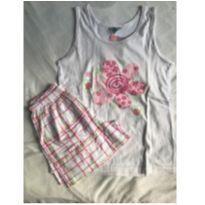 Pijama infantil - 10 anos - Dadomile