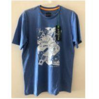 Camiseta Brooksfield - 14 anos - Brooksfield Júnior
