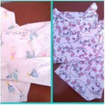 Pijamas (2) importados - 2 anos - Carter`s