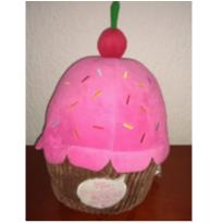 Porta pijama cupcake -  - Sem marca e sem etiqueta