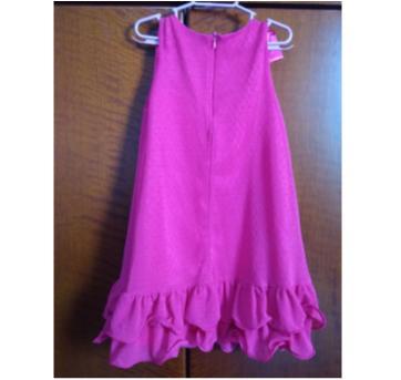 Vestido rosa - 4 anos - Lilica Ripilica