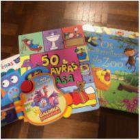 lote livros divertidos e interativos -  - Ciranda Cultural