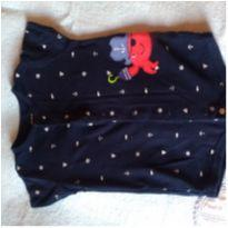 Macaquinho - Pequeno Caranguejo - 3 meses - Carter`s