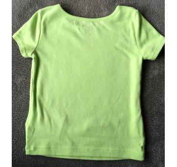 Camiseta verde limão GAP - 12 meses - 1 ano - Baby Gap
