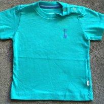 Camiseta PUC - Tam 06 a 09m - 6 a 9 meses - Puc Baby