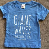 Camiseta PUC - Tam 09 a 12m - 9 a 12 meses - Puc Baby