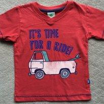 Camiseta PUC - Tam 01 - 1 ano - Puc Baby