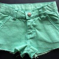 Short PUC - Tam 04 - 4 anos - Puc Baby