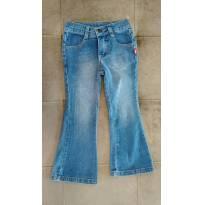 Calça jeans PUC  tamanho 4 anos - 4 anos - PUC