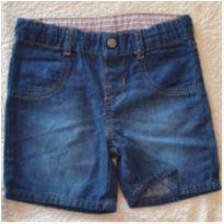 Bermuda Jeans Hering Kids- TAM 2 - 2 anos - Hering Kids
