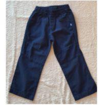 Calça sarja Elástico Puc Marinho- 2 Anos - 2 anos - PUC