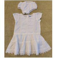 Vestido Puc em Laise c/ calcinha- Tamanho 2 anos - 2 anos - PUC