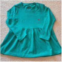 Vestido Hering Kids  - Tam 2 anos - 2 anos - Hering Kids