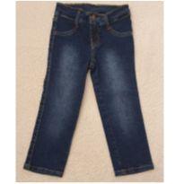 Calça Jeans Hering Kids -Menina- tamanho 2 anos - 2 anos - Hering Kids