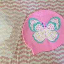 Touca natação borboleta POTTERY BARN - Sem faixa etaria - Pottery Barn Kids