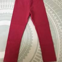 Legging pink - 3 anos - Renner
