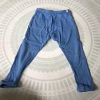 Legging saruel azul zara - 24 a 36 meses - Zara Baby