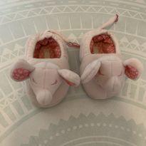 Pantufa ratinho - 24 - Zara Home Kids