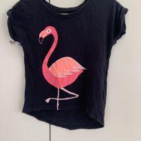 T-shirt flamingo - 2 anos - COTTON ON KIDS