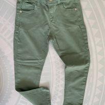 Calça verde - 3 anos - Zara Baby