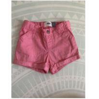 Short alfaiataria rosa Old Navy - 2 anos - Old Navy