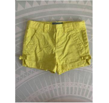 Short amarelo GAP - 2 anos - Baby Gap