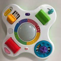 Brinquedo Fisher Price - Centro De Atividades Cores E Sons -  - Fisher Price