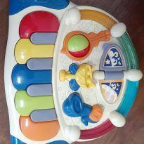 Brinquedo Musical Interativo Hap-p-kid Toy Teclado -  - Happy kid Toy Group