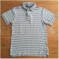 Camisa Polo Gap Kids - 12 anos - Gap Kids