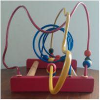 Brinquedo Pedagógico Zastra Aramado -  - Zastras