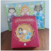 Kit Princesas (Livro + Brinquedo de assimilação) -  - Melissa & Doug e Ciranda Cultural