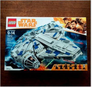 Lego 75212 Star Wars Kessel Run Milennium Falcon 1414 Peças - Sem faixa etaria - Lego