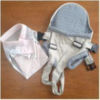 Kit Canguru Bebê Passeio + Rede de Proteção Banheira -  - Bebê Passeio