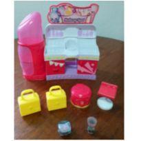Shopkins Makeup Sopt Set Completo Usado -  - Moose Toys