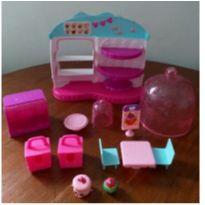 Cupcake Queen Cafe Shopkins Importado -  - Moose Toys