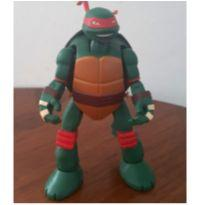 Boneco Raphael Tartarugas Ninjas, Articulado -  - Não informada