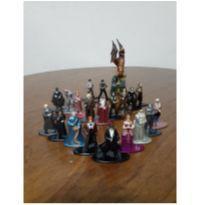 Kit Colecionável Metals Harry Potter (20 Personagens + Dragão) -  - Harry Potter - USA