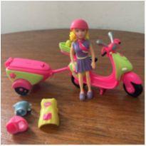 Scooter da Polly Pocket -  - Mattel