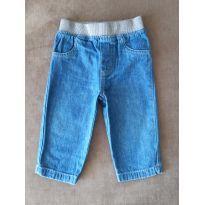 Calça jeans com cintura em elástico Garanimals - 1 ano - Garanimals
