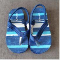 Chinelo super leve Carters - 20 - Carter`s