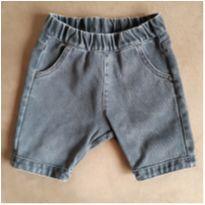 Bermida jeans Green - 12 a 18 meses - Green